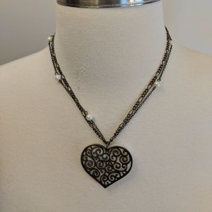 | Sale | Jewelry Heart Pedant Necklace